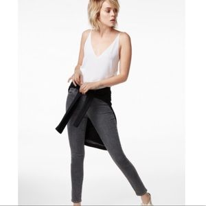 🆕 J Brand Maria High Waisted Skinny Jeans Obscura